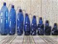 Melted bottles