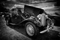 MG TD 1950