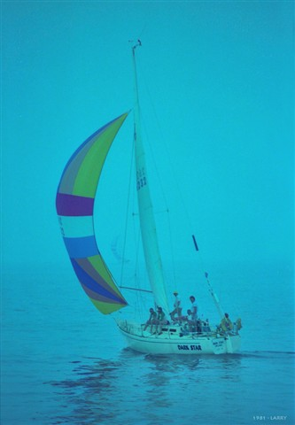 Dark Star, 1981 Chicago to Mackinac Island Yacht Race