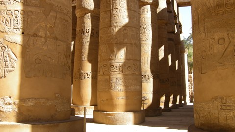 Egypt Temple of Karnak