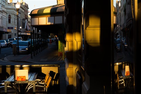 Shades & Reflections of Fremantle