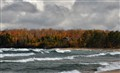 Lake Superior Autumn Waves