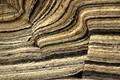 Sandstone layers