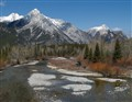 Kananaskis River & Rocky Mountains