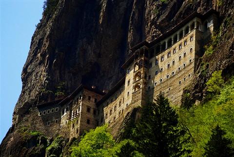 Sumela Monastery...