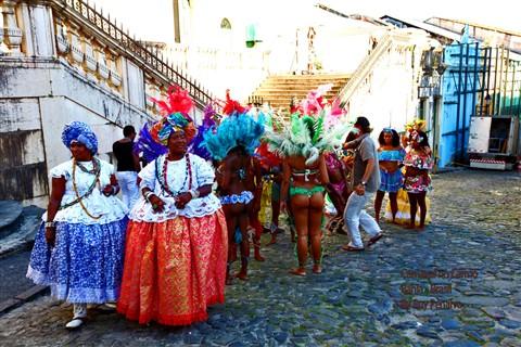Carnaval no Carmo