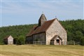 St Hubert's Church - Idsworth
