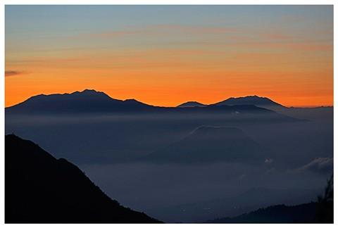 Tengger sunrise