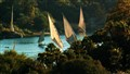 Sailing in the Nile