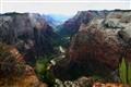 Zion Rock Canyon