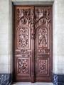 Christian door
