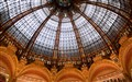 Les Galleries Lafayette à Paris