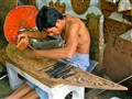 Thai Wood Carver