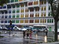 A rainy day in Sungapure