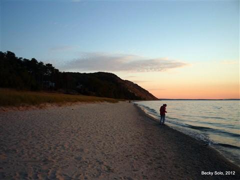 empire beach, mi