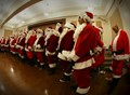Santa lineup