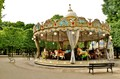 carousel at Jardins des Tuilleries