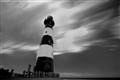 Breskens lighthouse - long exposure