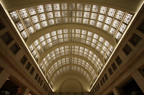 Union Station Skylights