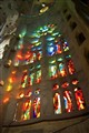 Sagrada Família stain glass