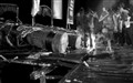Big cannon festival in Borneo