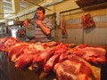 Butcher in Berat - Albania