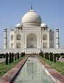 Love Expression of a Man - Taj Mahal