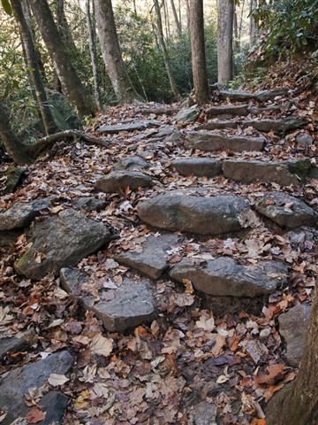 Field Stone Steps