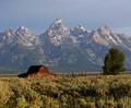Grand Teton Nat Park Wyoming