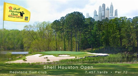 Shell Houston Open banner