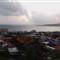 Baracoa at dawn from El Castillo