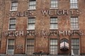 Weights and measures, King's Cross.