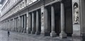 piazza uffizi- Florence