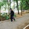 IMGP2805: A manruns after parks are reopen after lockdown in Santo Andre, Brazil,
