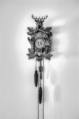 Mom's Cuckoo Clock