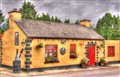 irish pub hdr