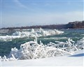 Niagara  River  in  Wenter