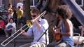 Street musicians in Kopenhagen