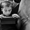 Kid with Tablet: OLYMPUS DIGITAL CAMERA