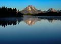 Tetons Oxbow Lake