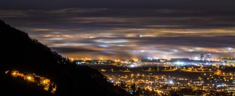 nebbia serale (1 di 1)