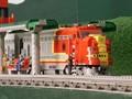 Santa Fe Rail Station