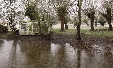 Old Caravan III