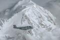 EA-6B Prowler over Denali