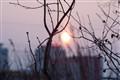 Last sunrise in December 2010