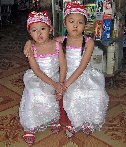 Xmas in Cambodia...