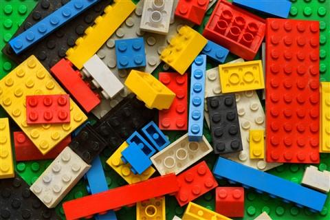 Colourful Lego