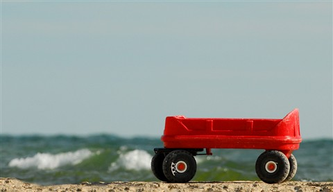 LITTLE RED WAGON 1000P