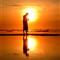 Reflexion of a Golden Photographer