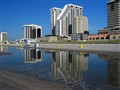 Atlantic City Casinos in Reflection